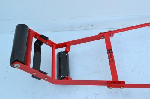 manual kick sod cutter rental